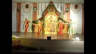 """ABHIGHNA BANDARU DANCE FOR ANNAMAYYA KIRTANA """"ADARAMMA PADARAMMA"""""""