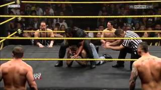 Seth Rollins vs Corey Graves (WWE NXT 04.18.13)