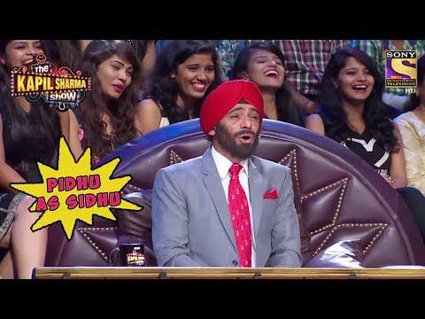 Xxx Mp4 Sunil Grover Aka Pidhu As Navjot Singh Sidhu The Kapil Sharma Show 3gp Sex
