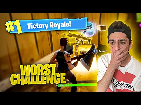 Xxx Mp4 ATTEMPTING THE HARDEST CHALLENGE ON FORTNITE BATTLE ROYALE DO NOT TRY 3gp Sex