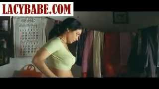 Swetha Menon Changing Blouse