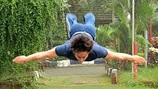 Tiger Shroff Stunts Live In Real | Full Video