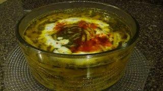 Quick Ash Recipe (Afghan Veggie Noodle Soup)