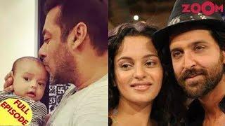 Salman Khan to become a dad via Surrogacy? | Kangana calls Hrithik