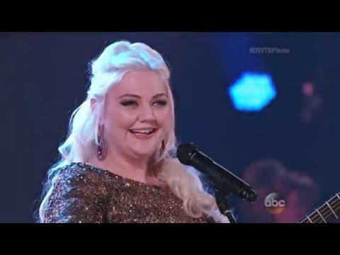Elle King  - Ex's and Oh's (Dancing With The Stars LIVE)