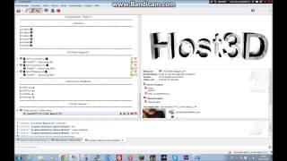 Host3D - Sponsoring/Hosting Infovideo