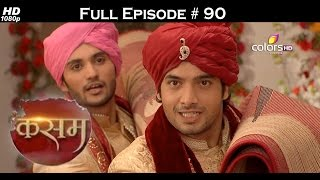 Kasam - 8th July 2016 - कसम - Full Episode HD