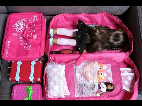How To Travel With Your American Girl Doll Three Night Hotel Vacation Stay
