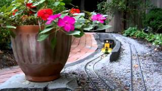 LGB Garden Railway CII....Diesel locomotive