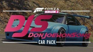 Don+Joewon+Song+Car+Pack+-+Forza+Horizon+3