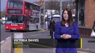 Bus Driver Caught Driving Reckless - Birmingham