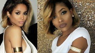 Ciara Inspired Makeup | PETITE-SUE DIVINITII