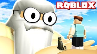 MEETING THE GOD OF ROBLOX! - Roblox Adventures