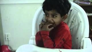 Rishan Sabarjit telling 33 Capitals in 2.50 mins