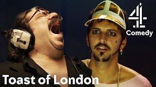 'Steven, Can You Hear Me?' Best of Clem Fandango   Toast of London Series 3