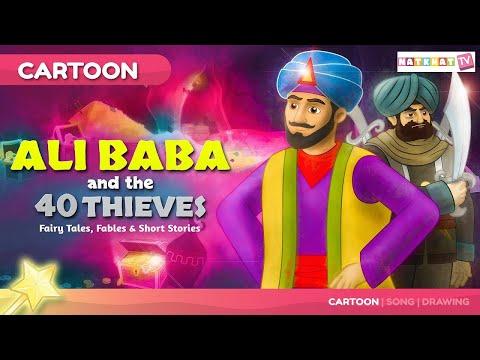 Xxx Mp4 Alibaba Aur Chalees Chor I Tale In Hindi I बच्चों की नयी हिंदी कहानियाँ I 3gp Sex