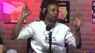 Joey Diaz and Danny Brown - Jail, Selling Drugs, and Kidnapping Crackheads