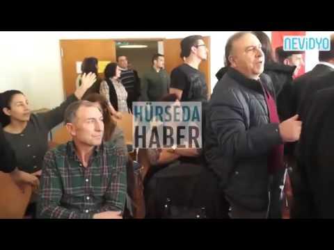 Kemal Burkay - In Basel von PKK-Sympathisanten gestört