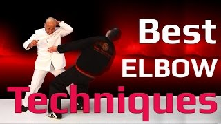 Best elbow techniques for self-defence wing chun jkd