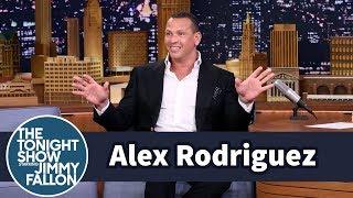 Alex Rodriguez Often Gets Mistaken for Jennifer Lopez