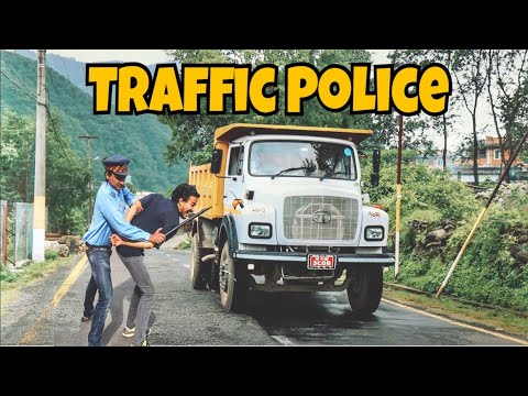 Xxx Mp4 Nepal Traffic Police VS Driver PSTHA 3gp Sex