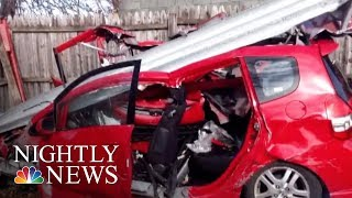 Guardrails Designed To Protect Drivers May Be Unsafe | NBC Nightly News