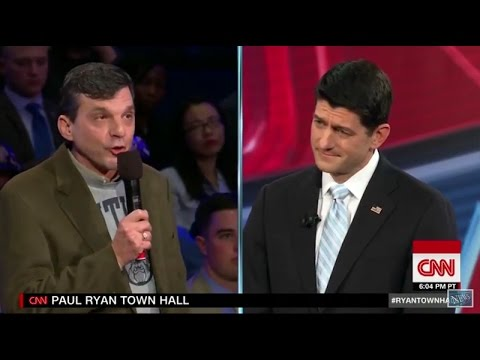 Republican Tells Paul Ryan Without Obamacare I Would Be Dead