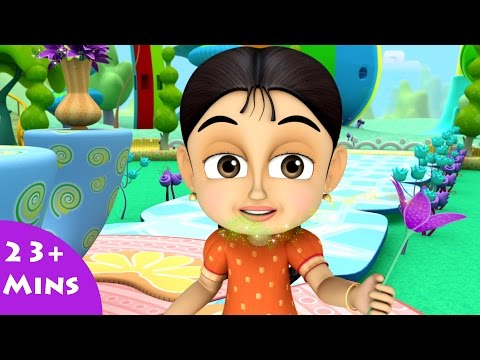 Rainbozzles & Dazzle Flowers ✿ Bommi & Friends ✿ Chutti TV | Tamil Moral Stories For Kids |Animation