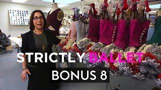 Go Inside the Miami City Ballet Costume Shop| Strictly Ballet 2 BONUS