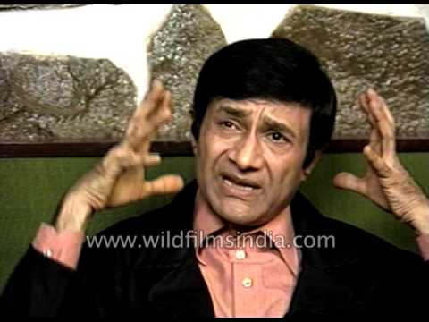 Interview of legendary Indian actor Dev Anand
