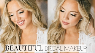 PERFECT BRIDAL MAKEUP || Elanna Pecherle