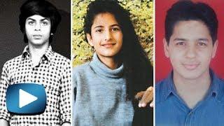 Katrina Kaif, Shahrukh Khan, Siddharth Malhotra : Unseen Teenage Pictures
