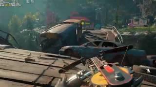 Far Cry New Dawn High Settings [GTX 1060, i7 8750H] MSI GP73 8RE LEOPARD