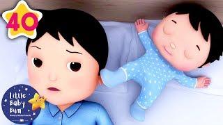 Rock-a-Bye Baby V2 | +More Nursery Rhymes & Kids Songs | Little Baby Bum
