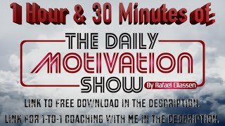 Daily Motivation Compilation |  90 minutes of Personal Development