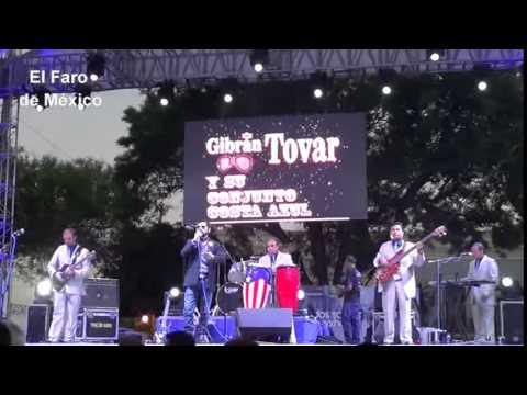 Concierto del Costa Azul en homenaje a Rigo Tovar en Matamoros