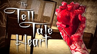 I CAN HEAR IT! | The Tell-Tale Heart Let's Play Walkthrough Gameplay - Indie Game (w/ download)
