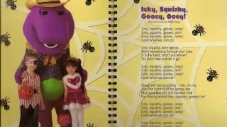 Barney's Sing Along Halloween Party Cassette