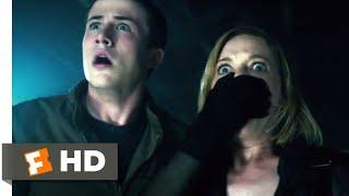 Don't Breathe (2016) - The Secret in the Basement Scene (2/10) | Movieclips