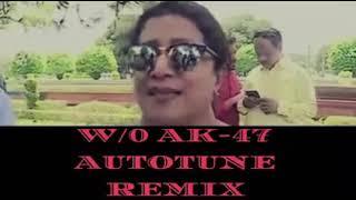 Alphonse Kannanthanam's wife Remix