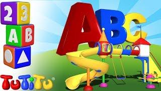 TuTiTu Preschool | PlayGround | Learning the Alphabet with TuTiTu ABC