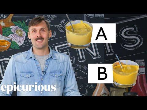 Condiment Expert Guesses Cheap vs Expensive Condiments Price Points Epicurious