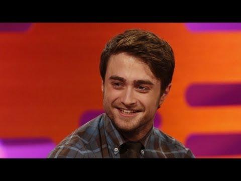 Daniel Radcliffe s Fan Fiction Site The Graham Norton Show Series 12 Episode 7 BBC One