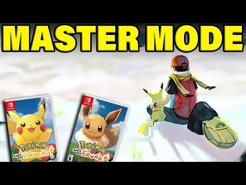 Xxx Mp4 Pokemon Let S Go MASTER DIFFICULTY CONFIRMED THE BIGGEST POKEMON NEWS EVER 3gp Sex