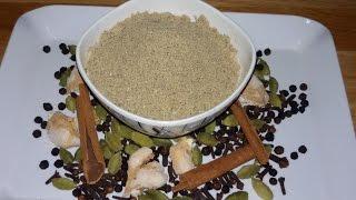 CHAI MASALA Powder Recipe At Home/Indian recipe