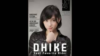 JKT48 Dhike - Rider off vocal