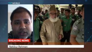 Interview with Nizami's son Nakibur Rehman on his father's execution