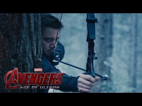 The Avengers:Age of Ultron - Opening scene HD