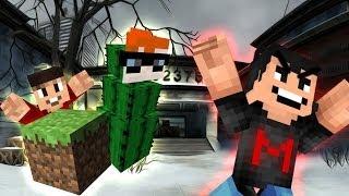 Drunk Minecraft #56 | PROP HUNT