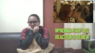 Wynonna Earp 1x12 REACTION & REVIEW - Season 01 Episode 12